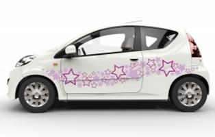 Sternenrausch Autoaufkleber
