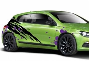 Autoaufkleber Credo