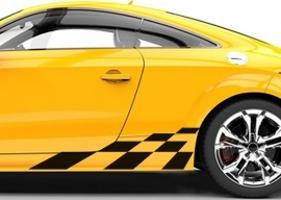 Sprinter Autoaufkleber