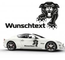 Panther Wunschtext