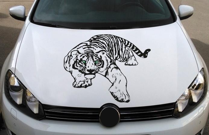 Tiger Autotattoo